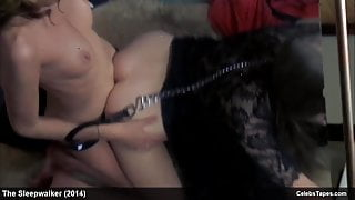 Claire Wilbur & Lynn Lowry frontal nude and rough sex video