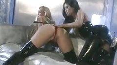 lesbian rubber zone