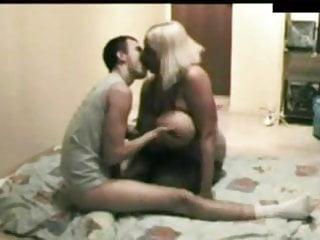 Asian big tit woman Big tit woman rides young cock