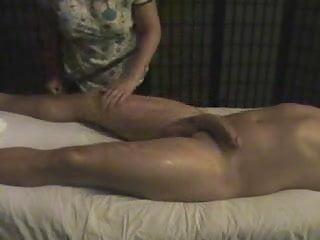 Big cock nice Massage to nice big cock