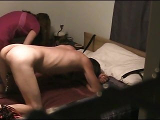 Gay bondage porn long tube - Foot long