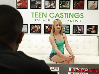 Bondage bouncing tits Hardfucked casting teen bounces on cock
