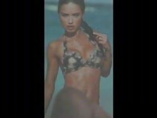 Gay masturbation x tube - Adriana lima tribute facial cum pic