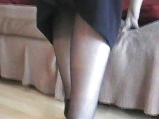 Stockings mature uk Uk sara, a hot read part 1