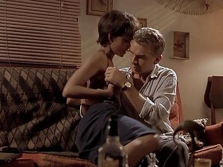 Halle berry preg tits Halle berry nude sex scene in monsters ball