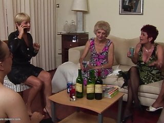 Eating granny anal Mature orgy with zsanna