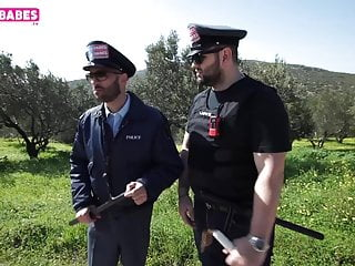 Pictures nudists greece - Fake police in greece
