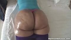 Thick Latina Booty So Big