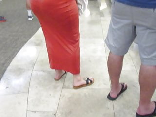 Bridal dresses for the mature bride Just married fat booty bride in a dress at airport pt 2