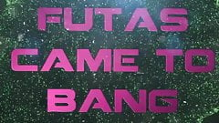 Futas Came to Bang HMV