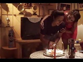 Softcore sex lesbian Birthday sex lesbian girls