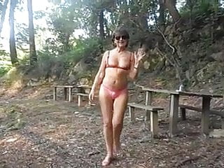 Nude in burbank Nice granny nude in forest