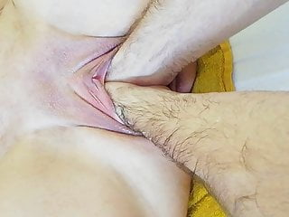Whole hand inside ass pics Two hands inside kati