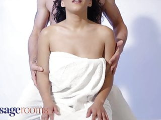 Teen talk rooms - Massage rooms petite liv revamped gets romantic creampie