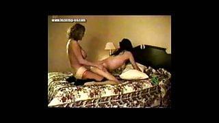Strap-on Amateur Lesbians - Multiple Scenes - Amateur Video