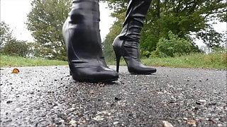 Ladyjanine in High Heels Part 2