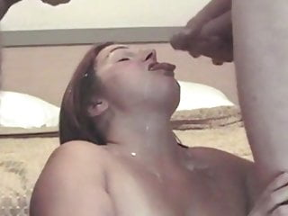 My slut load wife loves cum Aussie cum-loving wife takes several loads