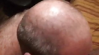 Blowjob and facial