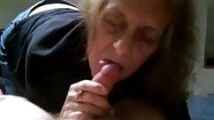 Granny Cindy Loves Sperm