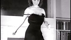 Teen Twister - vintage 60's pert cutie dancing