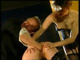 Celine dallas escort - Anal fisting - huge toy - double anal - big gape - celine