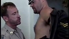 The Leather Guy and a Cop Fuck