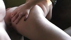 Big titty milf gets asshole ripped apart