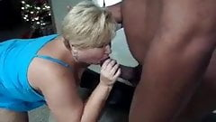 Sucking Big M's thick cock part 3