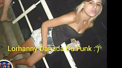 Novinha Safada Lorhanny Danada do Funk