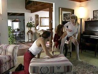 Moms and boy orgy - Two horny moms and boy 1