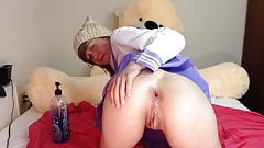 skinny teen hard anal punishment by daddy - s4mmyS