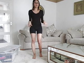 How to put on a condom on a penis - How many pantyhose can she put on