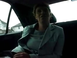 English babe gets fucked English milf gets driven to fuck
