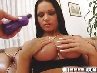 X-hamster videos poked huge cock All internal two huge cocks poke in her ass unforgivingly