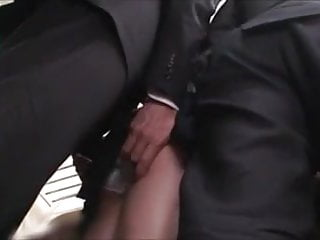 Japanese panty grope porn Rio - groped office lady