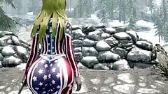 THE AMERICAN WOMEN