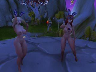 Warcraft naked gamers Warcraft belf wank dolls