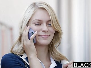 Alli groves naked Blacked blonde girlfriend alli rae loves black cock