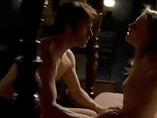 Strip scene from true lies Anna paquin - true bl00d sex scenes compilation