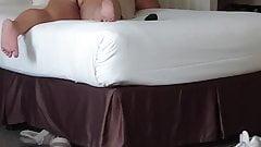 big cock Wife in vegas 9-07-2020 orgasm