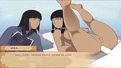 Четыре стихии, книга тренера 4 раба, часть 16