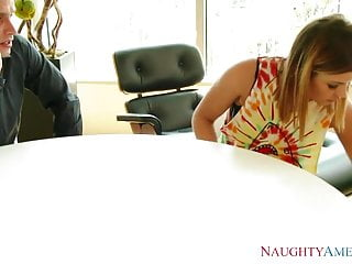 Large dick white boy - Chesty blondie keisha grey slurping a large dick