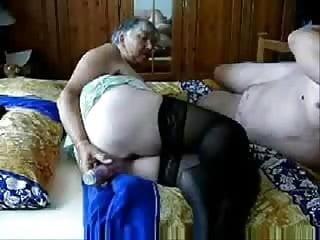Grandma and grandpa posing nude - Grandma and grandpa still love to have fun