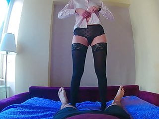 Pussy spanking free trailer - Meet on tinder fucked hard like a whore - trailer