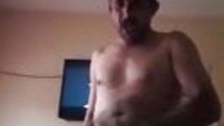 daddy Hot in hotel