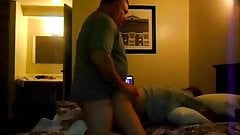 Chubby Trucker Fucks