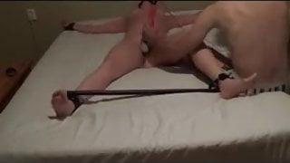 Forced orgasms