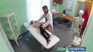 FakeHospital Doctors cock cures loud sexy horny patients ail
