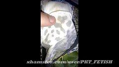 Dirty pantie - 16 -