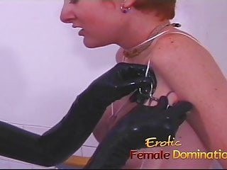 Free helpless bondage struggle - Sexy slave helps her mistress dominate another helpless babe